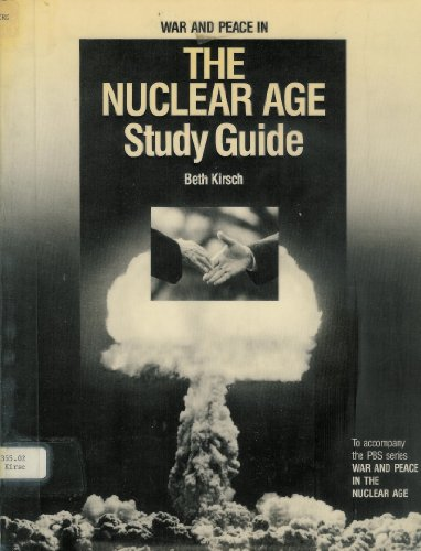 9780394382937: Title: War and peace in the nuclear age Study guide