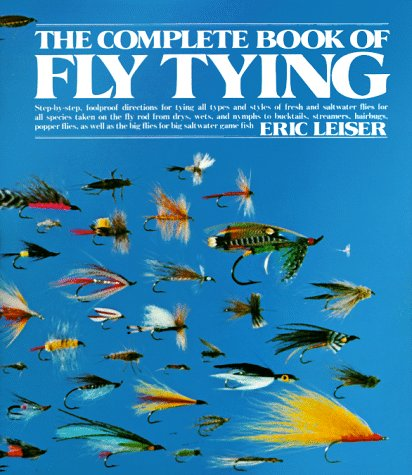 9780394400471: The Complete Book of Fly Tying