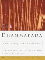 9780394401812: The Dhammapada: The Sayings of the Buddha