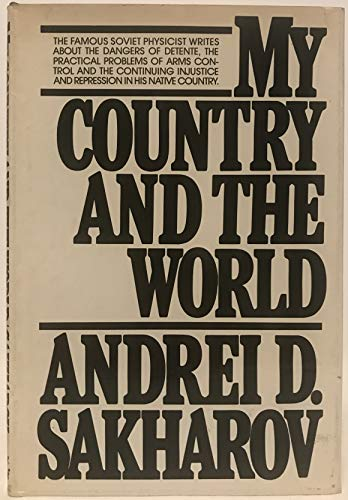 9780394402260: My Country and the World