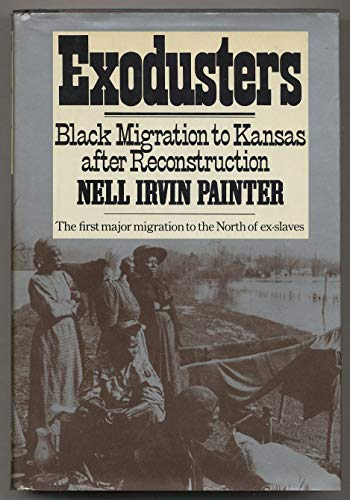 Exodusters: Black migration to Kansas after Reconstruction (Signed)