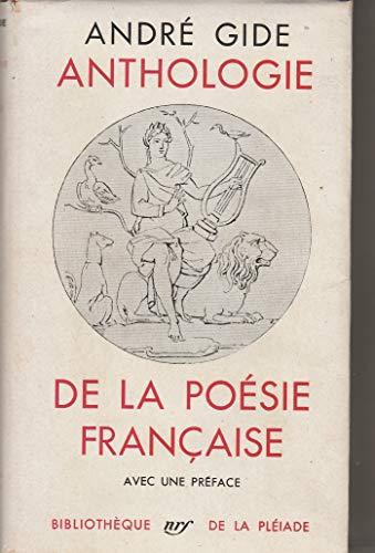 9780394403038: Anthologie De LA Poesie Francaise