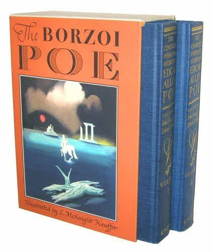 9780394403243: The Borzoi Poe: The Complete Poems and Stories of Edgar Allan Poe (With Selections from his Critical Writings)