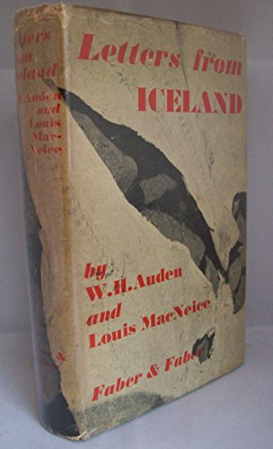 9780394403755: Letters from Iceland