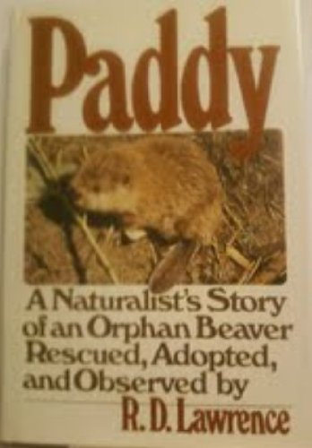 9780394404035: Paddy: A naturalist's story of an orphan beaver