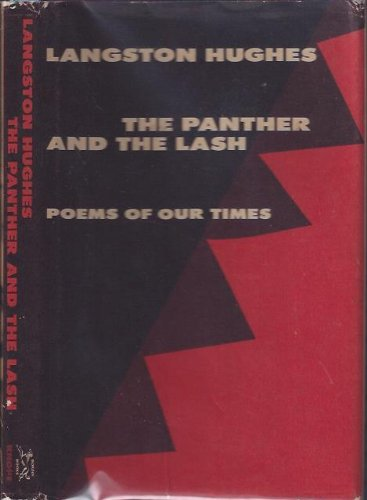 9780394404172: The Panther and the Lash: Poems of Our Times