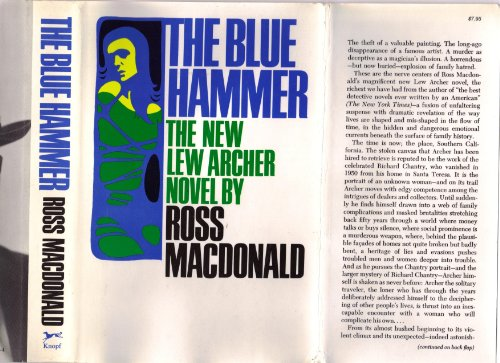 9780394404257: The Blue Hammer