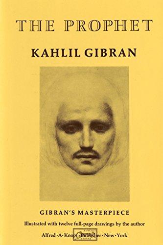 9780394404288: The Prophet (A Borzoi Book)