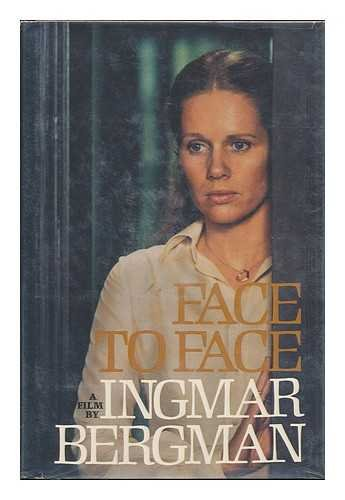 9780394404523: Face to face: A film