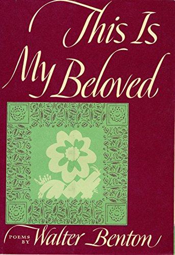 9780394404585: This Is My Beloved