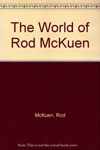 World of Rod McKuen (0394404793) by McKuen, Rod
