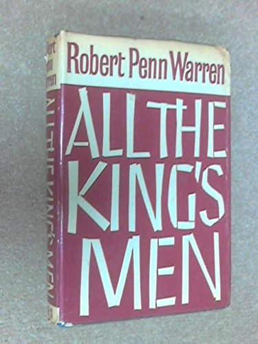 9780394405025: All the King's Men