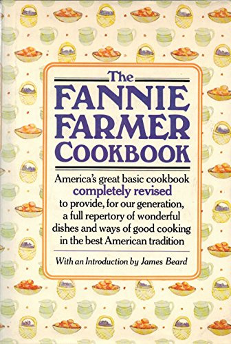 The Fannie Farmer Cookbook: Bukowski, Charles