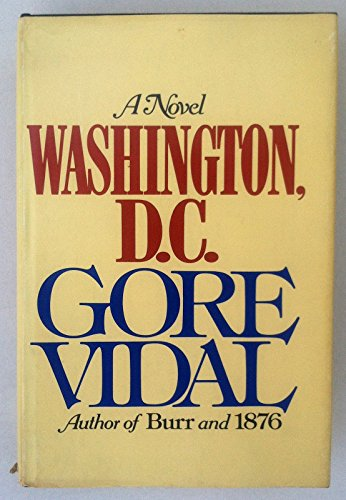 9780394406893: Washington, D.C: A novel