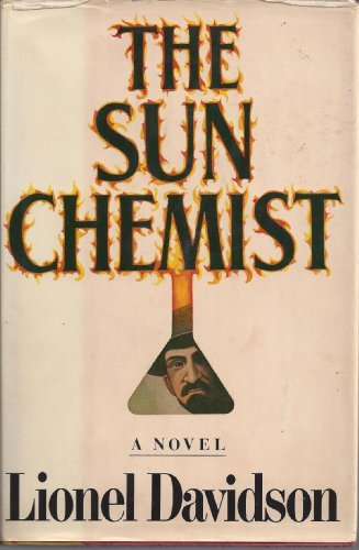 The sun chemist (0394406931) by Lionel Davidson