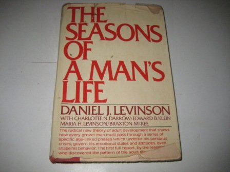 9780394406947: The Seasons of a Man's Life