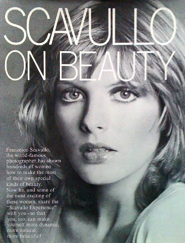 9780394407289: Scavullo on Beauty
