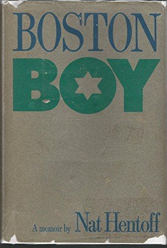 9780394407449: BOSTON BOY