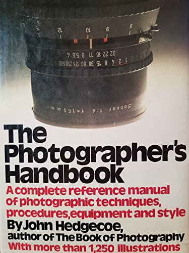9780394407548: The Photographer's Handbook