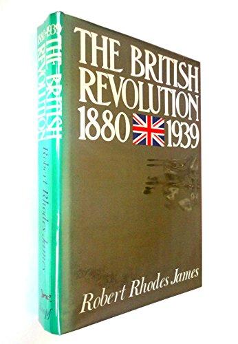 9780394407616: The British revolution, 1880-1939