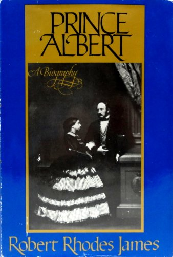 Prince Albert: James, Robert Rhodes