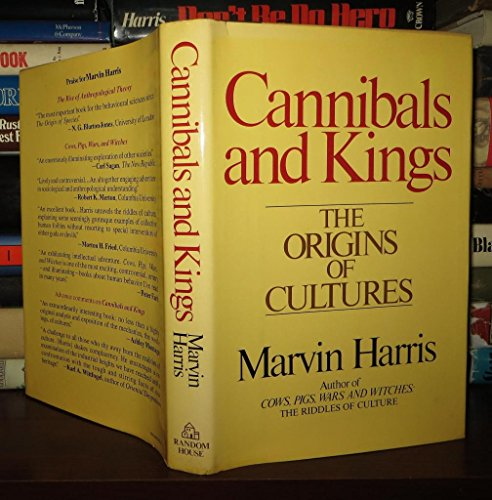 9780394407654: Cannibals and Kings: The Origins of Culture