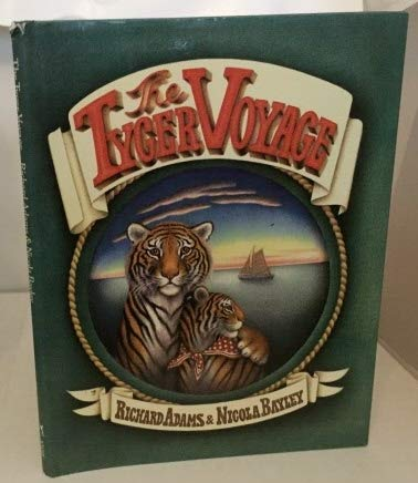 The Tyger Voyage (9780394407968) by Richard Adams