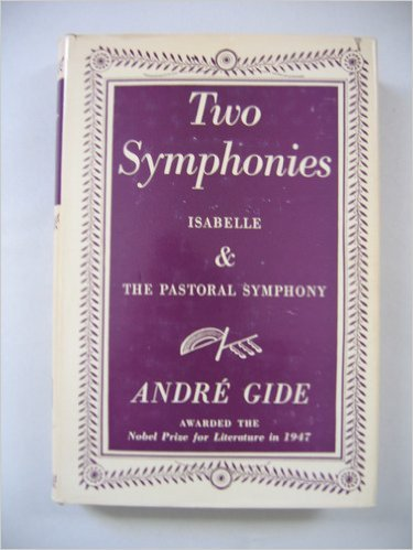 9780394408767: Two Symphonies: Isabelle & The Pastoral Symphony