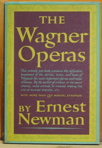 9780394408804: The Wagner Operas