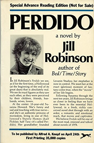 Perdido: Robinson, Jill