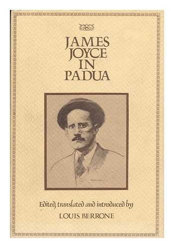 James Joyce in Padua (0394409906) by James Joyce