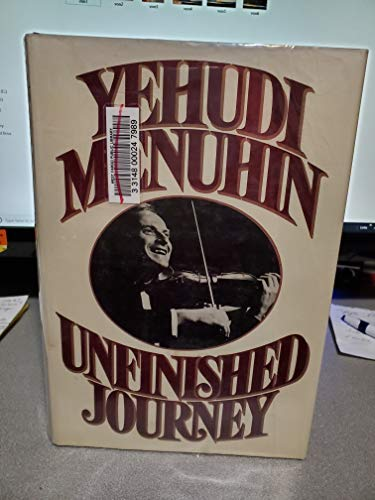 9780394410517: Unfinished Journey