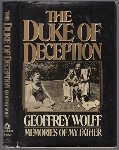 9780394410524: The Duke of Deception