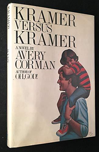 Kramer Versus Kramer (SIGNED Plus SIGNED MOVIE TIE-INS): Corman, Avery