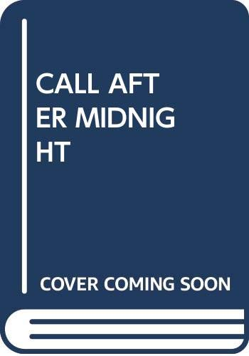 9780394411293: Call After Midnight