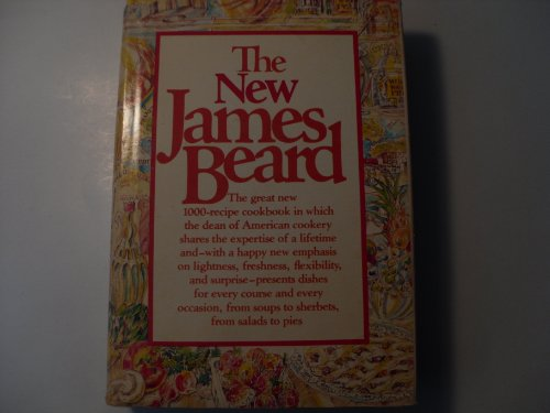 9780394411545: The New James Beard