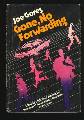 9780394411910: Gone, no forwarding (A DKA file novel)