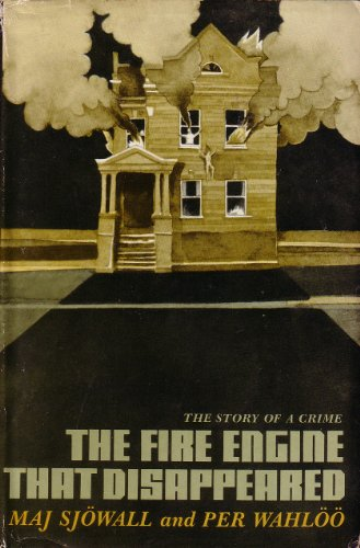 9780394412085: The Fire Engine That Disappeared (Detective Martin Beck Series)