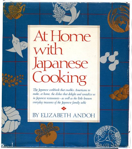 9780394412191: At Home With Japanese Cooking
