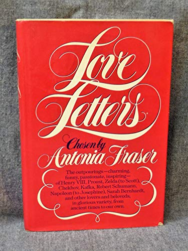 9780394412788: Love Letters: An Anthology