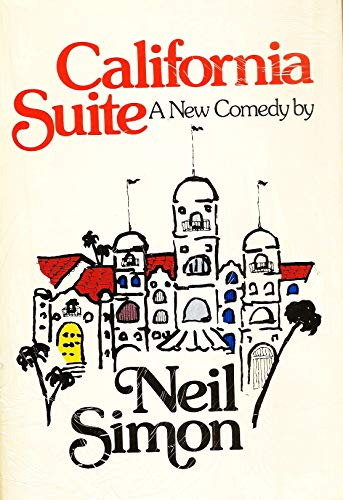 9780394412849: California Suite: A New Comedy