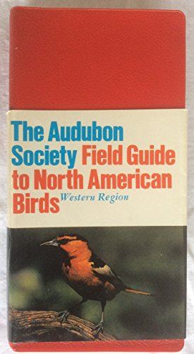 9780394414102: The Audubon Society Field Guide to North American Birds: Western Region (Audubon Society Field Guide Series)