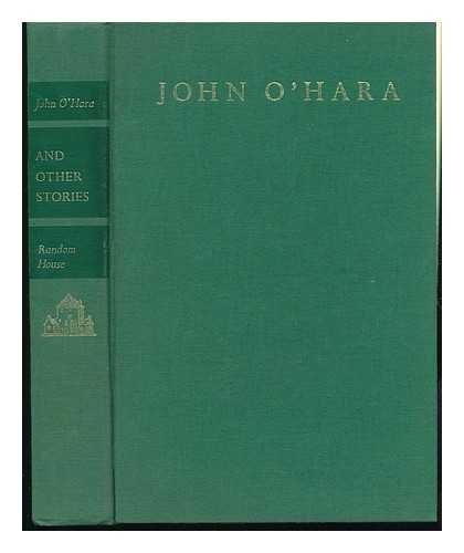 And Other Stories Ltd Ed (9780394414324) by John O'Hara