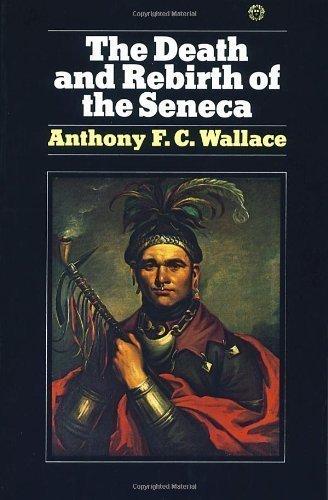 9780394415086: Death and Rebirth of the Seneca