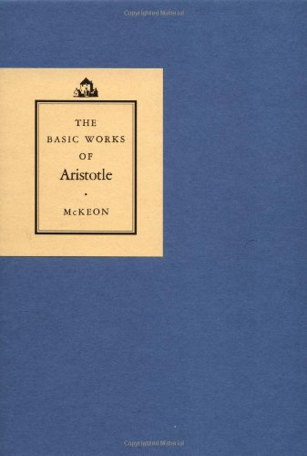 9780394416106: The Basic Works of Aristotle.