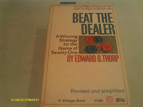 9780394416335: Beat the Dealer