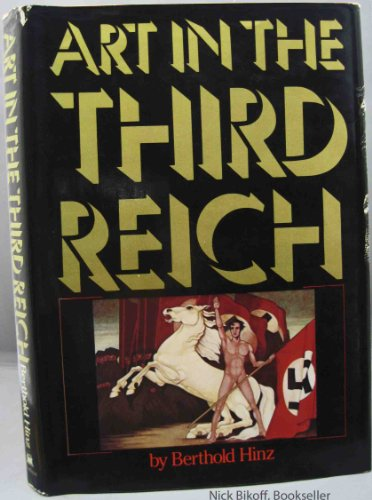 9780394416403: Title: Art in the Third Reich
