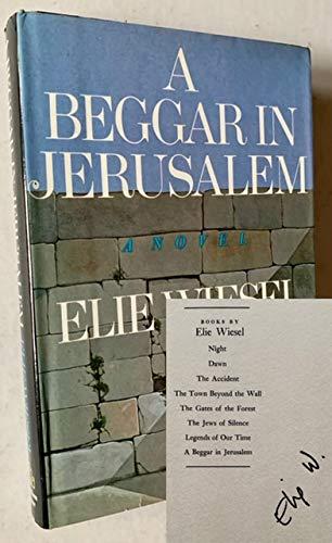 9780394416519: Beggar In Jerusalem