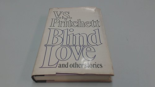 9780394417141: Blind Love and Other Stories
