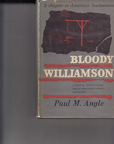 9780394417202: Bloody Williamson